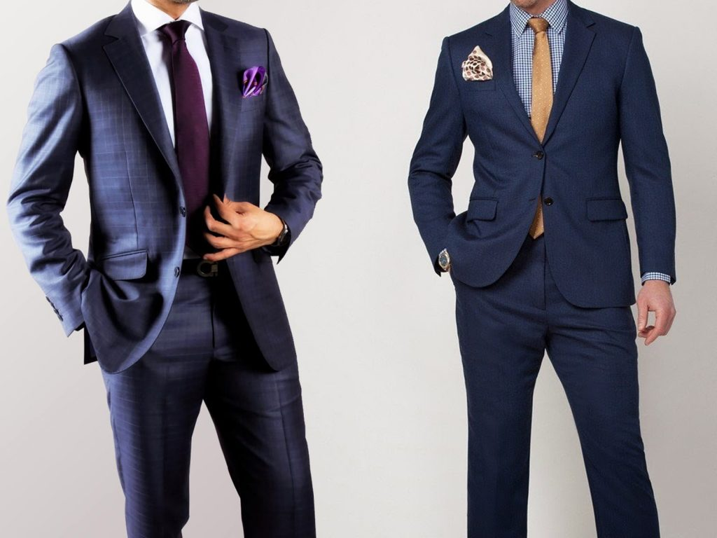 Hong Kong Bespoke Suit